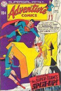Adventure Comics (1938 series) #382, Fair+ (Stock photo)