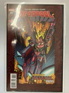 Deadpool #6 Deadpool 2099 8.0 VF (2016 4th Series)
