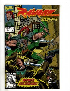 Ravage 2099 #2 (1993) YY4