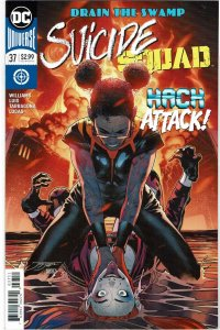 Suicide Squad #37 (2016 v4) Harley Quinn NM