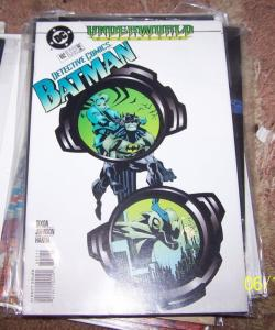 DETECTIVE COMICS  # 692  BATMAN 1995 dc   underworld unleashed ROBIN SPELLBINDER