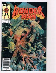 Wonder Man # 1 Marvel Comic Books Hi-Res Scans Awesome Issue WOW!!!!!!!!!!!! S19