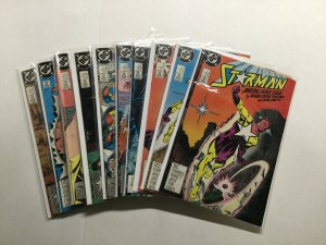 Starman 1-14 16-18 27 29-38 Lot Run Set Very Fine/Near Mint 9.0 Dc Comics