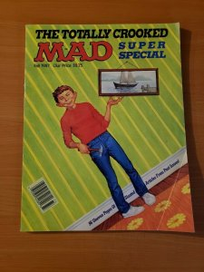 Mad Magazine Super Special #60 ~ VERY FINE - NEAR MINT NM ~ Fall 1987