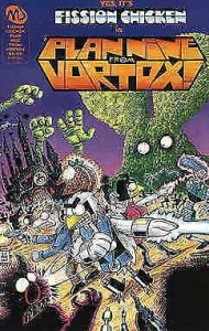 Fission Chicken: Plan Nine from Vortox #1 FN; MU | save on shipping - details in