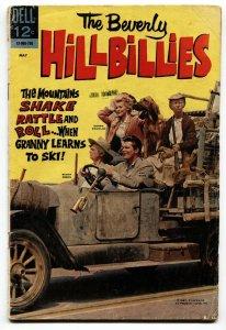 THE BEVERLY HILLBILLIES #17 1967-DONNA DOUGLAS-RYAN-TV VG
