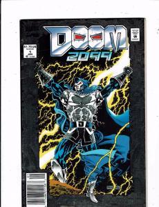 14 2099 Marvel Comics Doom # 1 (2) 2 3 4 Ravage #1 (2) 2 4 5 6 Unlimited 1 2 RC3