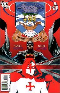 DC BATMAN, INC. #5 VF