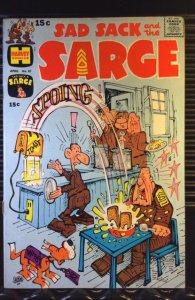 Sad Sack and the Sarge #81 (1970)