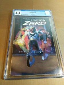 Doctor Zero 1 CGC Universal Grade 8.5 VF+ White Pages