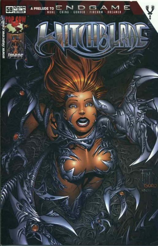Witchblade #59 VF/NM; Image | save on shipping - details inside