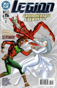 Legion of Super-Heroes (4th Series) #87 VF; DC | save on shipping - details insi