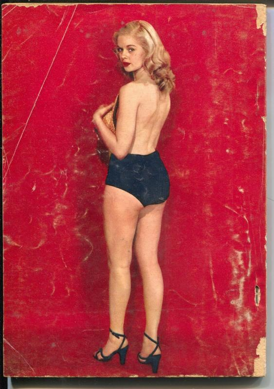 Photo 2/1954 Sheree North-Manie Van Doren-cheesecake-exploitation-G/VG