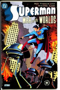 Superman: War Of The Worlds-Roy Thomas