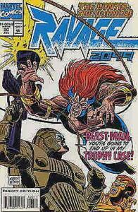 Ravage 2099 #20 VF/NM; Marvel   save on shipping - details inside