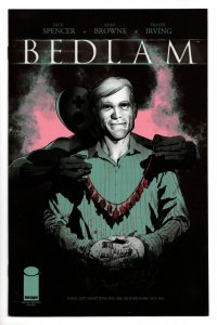 Bedlam #7 (Image, 2013) NM-