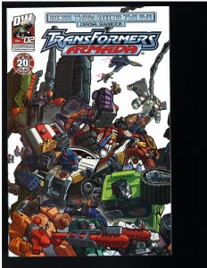Transformers Armada: More than Meets #2 (Dreamweave, 2002)