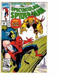 9 Spectacular Spider-Man Comics # 192 194 195 198 199 200 202 203 204 RM4