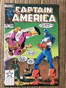 Captain America #303 (1985)