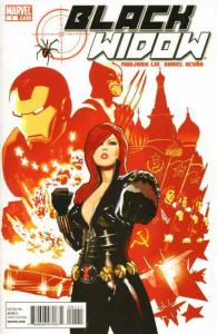 Black Widow (Vol. 4) #1 VF/NM; Marvel   save on shipping - details inside