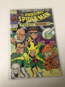 The Amazing Spider-Man 337 Nm Near Mint Marvel