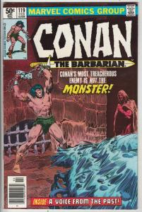 Conan the Barbarian #119 (Feb-81) VF High-Grade Conan the Barbarian