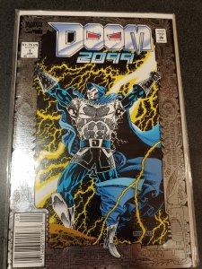 Doom 2099 #1 Marvel Comic 1993