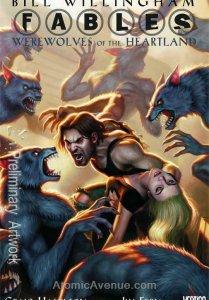 Fables: Werewolves of the Heartland TPB #1 VF/NM; DC/Vertigo | save on shipping