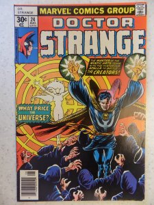 DOCTOR STRANGE # 24