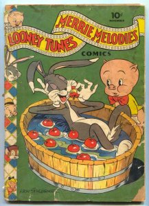 Looney Tunes and Merry Melodies #13 1942- low grade