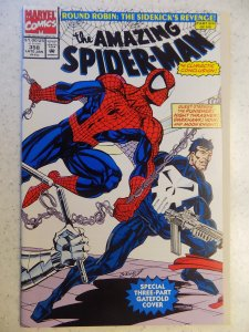 AMAZING SPIDER-MAN # 358 MARVEL ACTION ADVENTURE