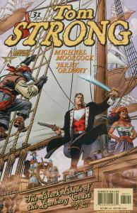 Tom Strong #31 VF/NM; America's Best   save on shipping - details inside