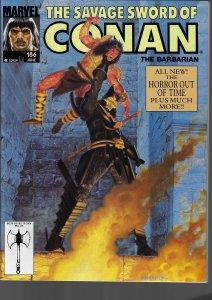 Savage Sword of Conan #186 (Marvel, 1991)
