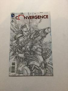 Convergence 5 Sketch Variant NM Near Mint