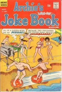 ARCHIES JOKE BOOK (1954-1982)164 VF-NM   Sept. 1971 COMICS BOOK