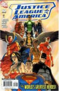 Justice League of America (2006 series) #12, NM + (Stock photo)