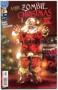 A VERY ZOMBIE CHRISTMAS #4, NM, Xmas, 2012, undead, more Horror in store