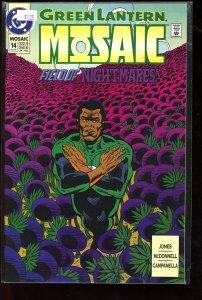 Green Lantern: Mosaic #14 (1993)