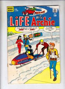 Life with Archie #82 (Feb-69) VG/FN Mid-Grade Archie, Jughead, Betty, Veronic...
