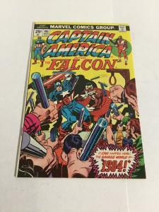 Captain America 195 Vf Very Fine 8.0 Marvel