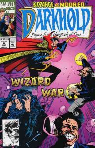 Darkhold #6 VF; Marvel | save on shipping - details inside