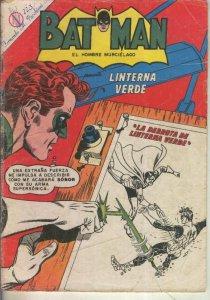 Batman numero 223: Linterna verde