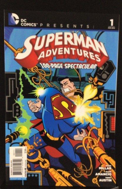 DC Comics Presents: Superman Adventures #1 (2012)