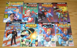 Power & Glory #1-4 VF/NM complete series + (2)variants + special + promo CHAYKIN