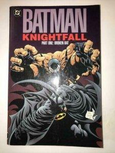Batman: Knightfall, Part One: Broken Bat TPB Used