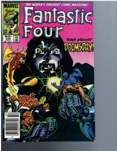 Fantastic Four #259 (1983)