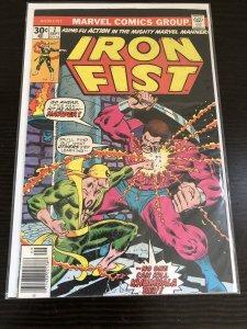 Iron Fist #7 VF Marvel Comics Group