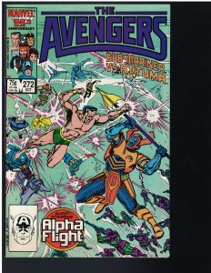 Avengers #272 (Marvel, 1986) VF/NM