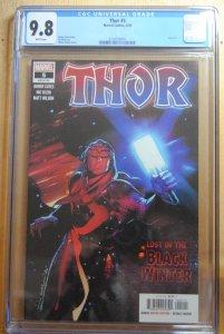 Thor #5 (2020) CGC 9.8