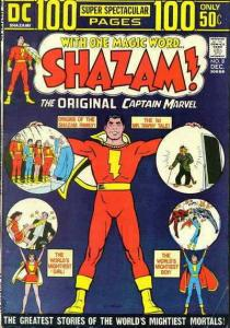 Shazam! #8 VG; DC | low grade comic - save on shipping - details inside